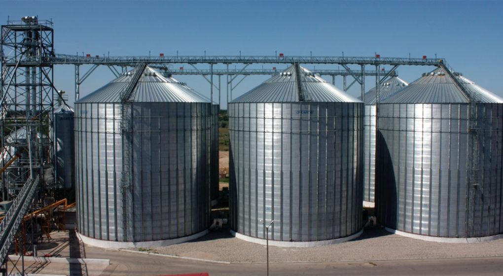Silozuri de cereale Lambton Canada