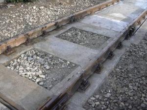 Cantar feroviar fundatii3
