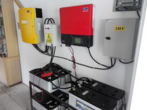 Sistem fotovoltaic off-grid 1