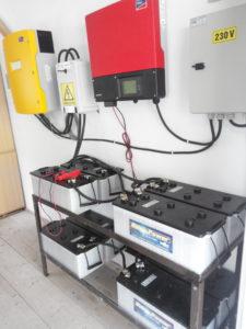 Sistem fotovoltaic off-grid 2