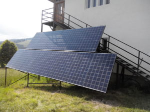 Sistem fotovoltaic off-grid 3