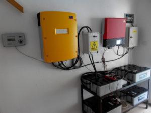 Sistem fotovoltaic off-grid