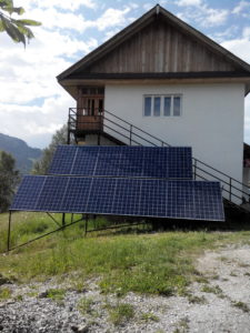 Sistem fotovoltaic off-grid 4