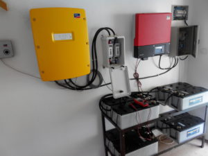 Sistem fotovoltaic off-grid 5