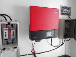 Sistem fotovoltaic off-grid 6